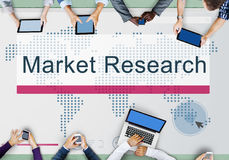 Market Research Analyze Consumer Feedback Concept royalty free stock photography