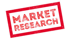 Market Research rubber stamp Stock Photo