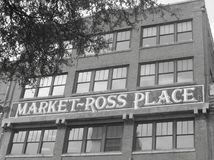 Market Ross Place Stock Photography