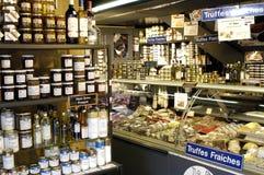 At the market of Sarlat Stock Photos