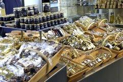 At the market of Sarlat Royalty Free Stock Image