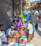 Market scenario in Delhi Royalty Free Stock Image