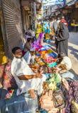 Market scenario in Delhi Stock Images