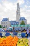 Market scene, Arras Royalty Free Stock Images