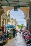 Market Scene, Nazareth Royalty Free Stock Images