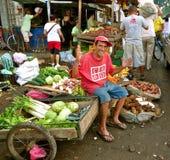 Market Scene, Santa Marta, Colombia Stock Images