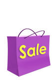 Market shopping bag Royalty Free Stock Photos