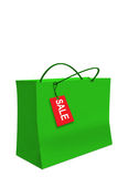Market shopping bag Royalty Free Stock Images