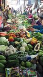 Market in Siem Reap Royalty Free Stock Images