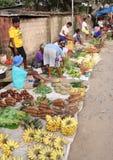 Market in Sorong Royalty Free Stock Image