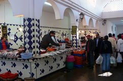 Market in Sousse Royalty Free Stock Photography