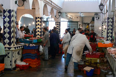Market in Sousse Stock Photography