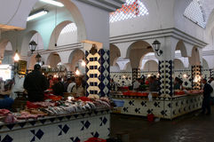 Market in Sousse Royalty Free Stock Image