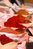 Market spices close-up Stock Photo