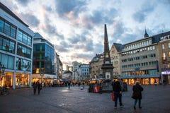 Market Square Stock Photography