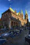 Market square Bremen Germany Royalty Free Stock Photo