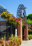 Market Square gate in Victoria, British Columbia Stock Photography