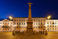 The Market Square in Helsinki, Finland Stock Photography