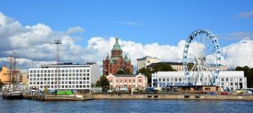 Market Square Helsinki Stock Image