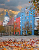 Market square in Jena, Thuringia, Germany Royalty Free Stock Photo