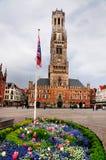 Belfort, Brugge Royalty Free Stock Images