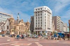 Market Square in Port Elizabeth Stock Photo