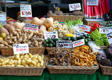 Market stall Royalty Free Stock Image