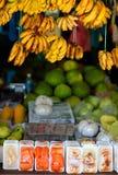 Market stall Stock Photo