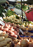 Market Stall Royalty Free Stock Image