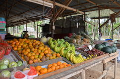 Market stall 3. Market stall in Ao Nang, Thailand Stock Images