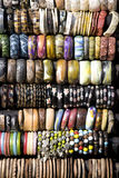 Market stall in bali. Typical goods for sale in bali market stall royalty free stock photography