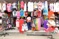 Market stall in Bali Royalty Free Stock Image