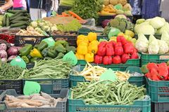 Market Stall Royalty Free Stock Photography