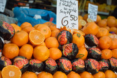 Market stall Stock Images