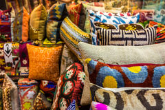 Market stall at Grand Bazaar Royalty Free Stock Images