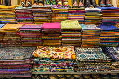 Market stall at Grand Bazaar Royalty Free Stock Image