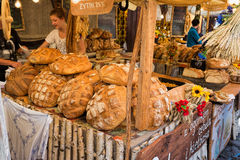 Market Stall Royalty Free Stock Images