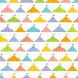 Market stalls background. Market stalls pattern. event tents stock illustration