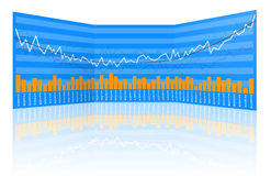 Market Statistics Stock Images