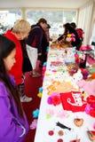 Market stall Royalty Free Stock Photo