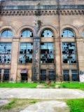 Market Street abandoned Power plant New Orleans Louisiana stock images