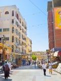 The market street Royalty Free Stock Photo
