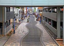 Market Street at Numazu Port Royalty Free Stock Image