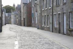 Market Street, St Andrews, Fife; Scotland. Market Street in St Andrews, Fife; Scotland; UK stock images