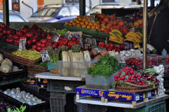 Market in the streets Royalty Free Stock Photo