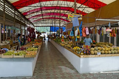 Market in Sudak Royalty Free Stock Image