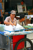 Market, Thailand. Royalty Free Stock Photography