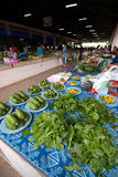 Market in Thailand. Stock Photo