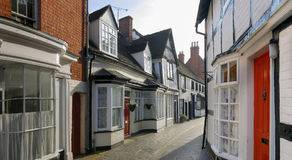Market town of alcester Stock Photography