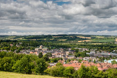 The Market Town of Hexham Royalty Free Stock Photos